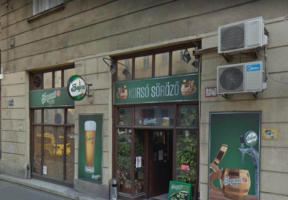 Korsó söröző (Budapest)