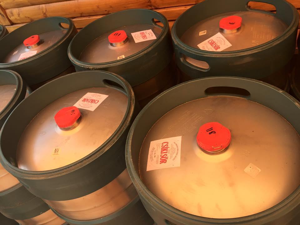 a Csepeli Szurkolói Aréna hivatalos söre