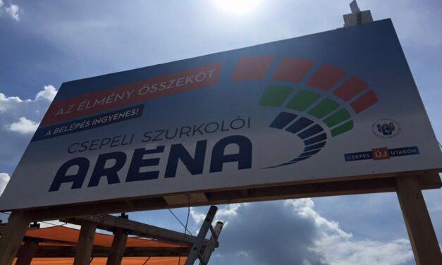 Csepeli Szurkolói Aréna