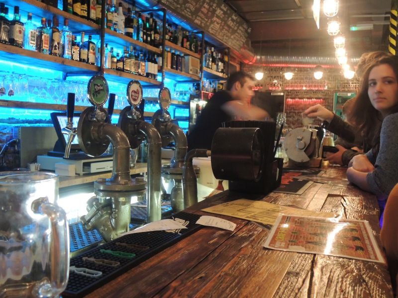 Műhely Pub