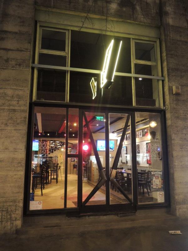 Stifler Bar